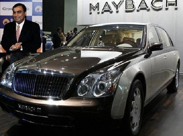 Image Source http://luxecalling.com/2015/03/mukesh-ambani-car-collection/