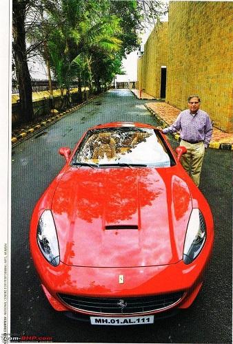 Image Source http://www.team-bhp.com/forum/super-cars-imports-india/38433-ratan-tatas-cars-18.html