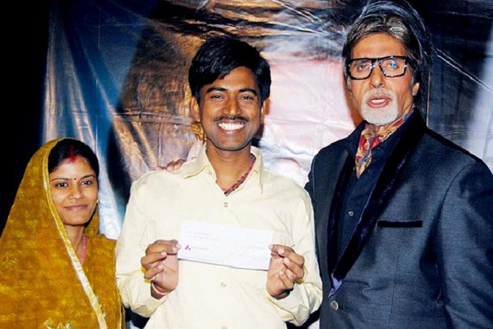 Image Source  http://www.hindustantimes.com/india-news/fickle-fame-the-jobless-kbc-winner-with-little-cash/article1-1313778.aspx