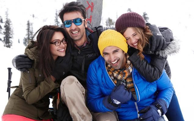 Photo Credit http://www.thehindu.com/features/cinema/cinema-reviews/yeh-jawaani-hai-deewani-such-a-long-love-story/article4772144.ece
