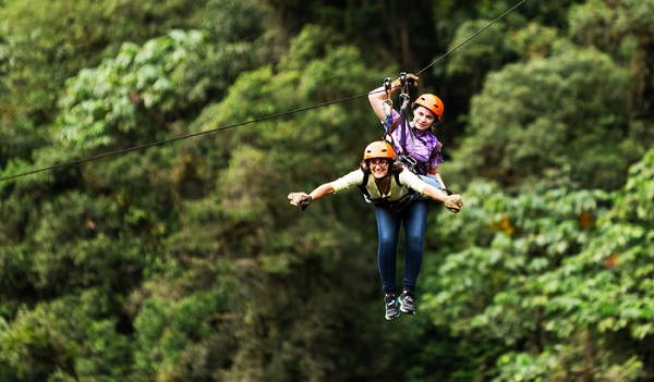 Photo Credit http://www.excitingindia.in/travelling-to-india-for-some-adventure-sports/flying-fox-1/