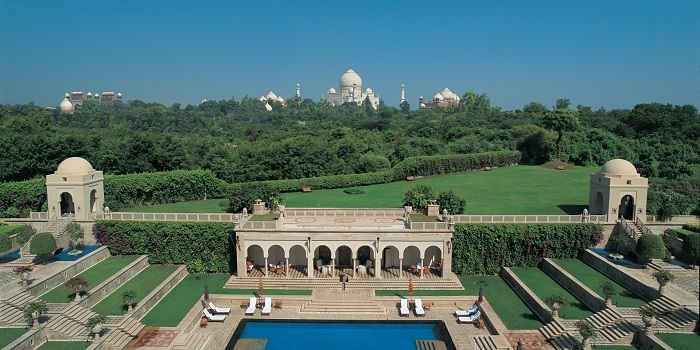Photo Credit http://www.oberoihotels.com/hotels-in-agra/gallery.aspx