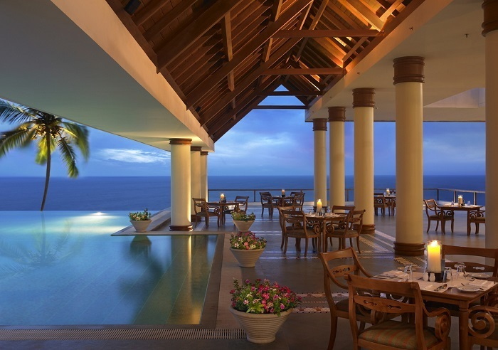 Photo Credit http://www.theleela.com/locations/kovalam/hotel-information/hotel-information-photos-and-videos