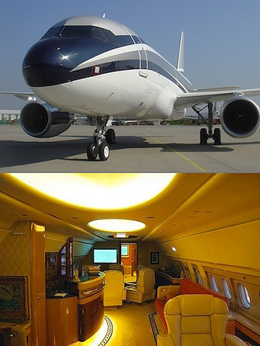 Photo Credit http://www.techeblog.com/index.php/tech-gadget/5-of-the-world-s-most-luxurious-private-jets
