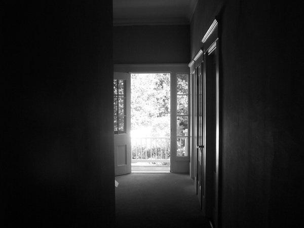 Photo Credit http://www.ablaabla.com/open-door-dark/