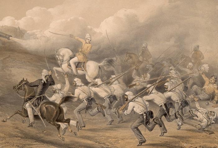 Photo Credit https://cseindiaportal.wordpress.com/2012/09/21/the-revolt-of-1857/