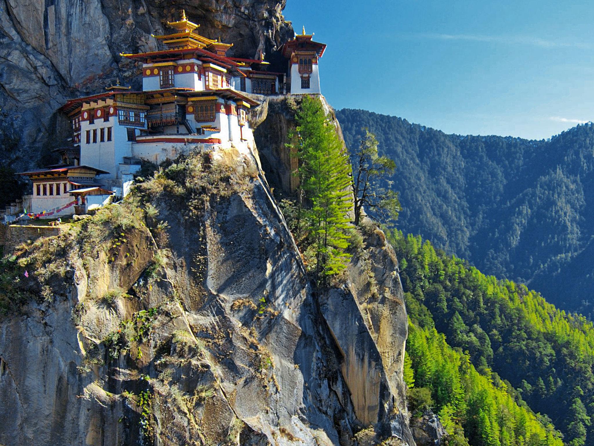Photo Credit  http://allworldtowns.com/countries/bhutan.html