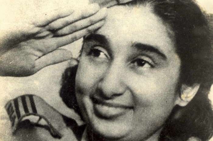 Photo Credit http://www.tomboy-tarts.com/lakshmi-sehgal-soldier-freedom-fighter/