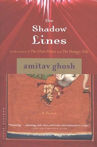 Photo Credit http://www.amazon.com/The-Shadow-Lines-A-Novel-ebook/dp/B009UQ7MHY