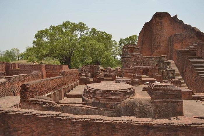 Photo Credit http://www.tibetsun.com/news/2014/09/01/nalanda-university-reopens-after-800-years