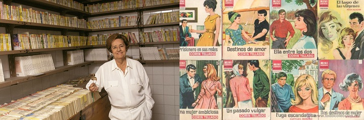 Photo Credit http://secos3.rssing.com/chan-3416661/all_p61.html http://www.todocoleccion.net/libros-segunda-mano-novela-romantica/mini-libros-bruguera-serie-rosa-corin-tellado-rosa-alcazar-nylhama-clotilde-mendez~x44974714