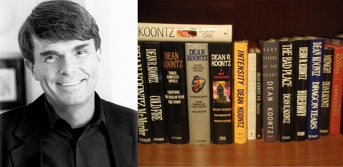 Photo Credit http://blog.bookstellyouwhy.com/dean-koontz-collectible-writer-with-staying-power http://wikidi.com/view/dean-koontz