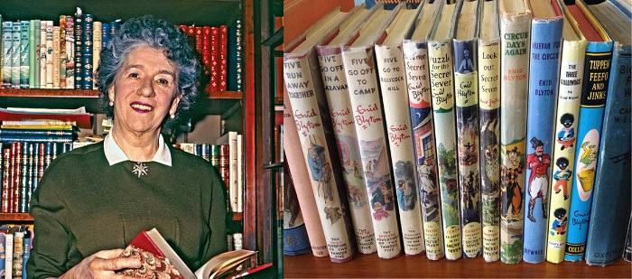 Photo Credit http://kids.britannica.com/elementary/art-165480/Enid-Blyton http://together-we-rise.blogspot.in/2013/02/tribute-to-enid-blyton.html