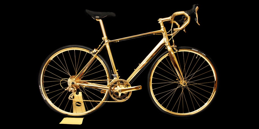 Photo Credit:http://www.goldgenie.com/es/gold-racing-bike.php