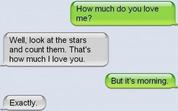Photo Credit: http://lolriot.com/101-funny-text-messages/