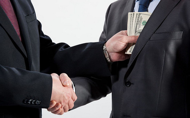 Photo Credit: http://www.telegraph.co.uk/finance/financial-crime/11268817/Bribery-not-just-the-work-of-rogue-staff-OECD-corruption-report-claims.html