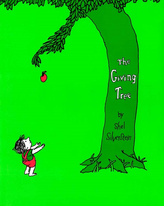 Photo Credit http://www.therobertlevy.com/news/2015/1/22/on-shel-silversteins-the-giving-tree