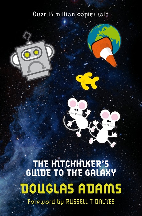 Photo Credit  https://sammiesbooknook.wordpress.com/tag/the-hitchhikers-guide-to-the-galaxy/