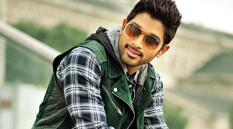 Photo Credit: http://www.nowrunning.com/allu-arjun-couple-blessed-with-a-baby-boy/93017/story.htm  When They Met!!