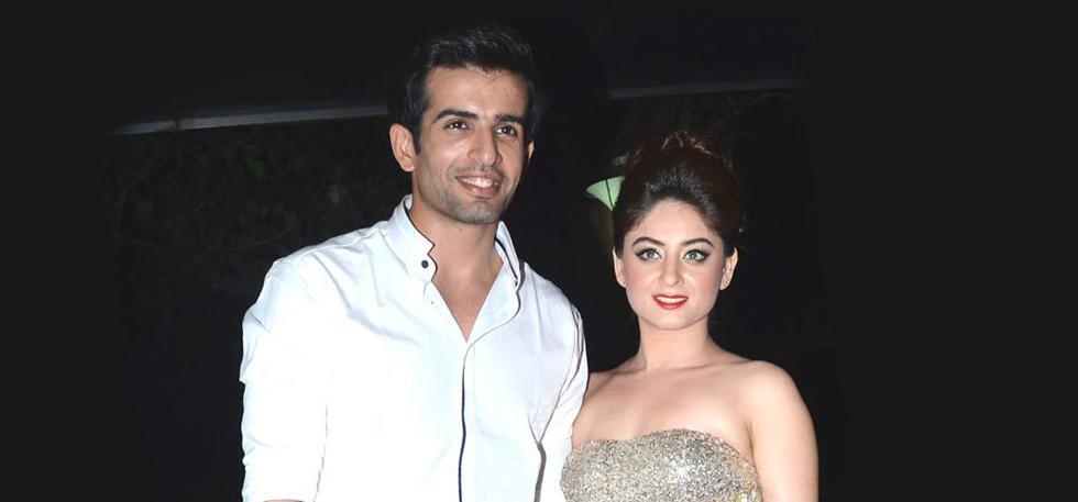 Jay Bhanushali & Mahhi Vij