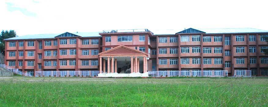 Ashok Hall Girls Residential School, Ranikhet