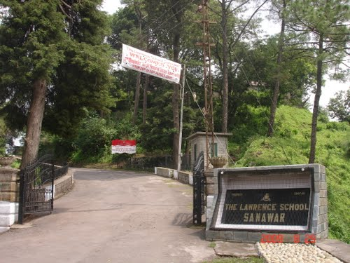 Lawrence School, Sanawar