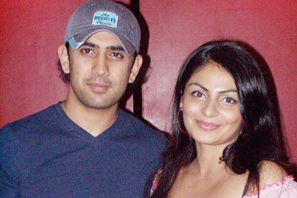 Neeru Bajwa & Amit Sadh