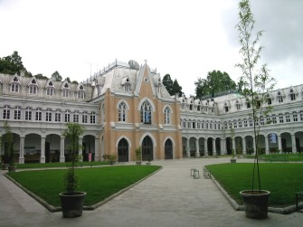 St. Joseph's School, North Point, Darjeeling